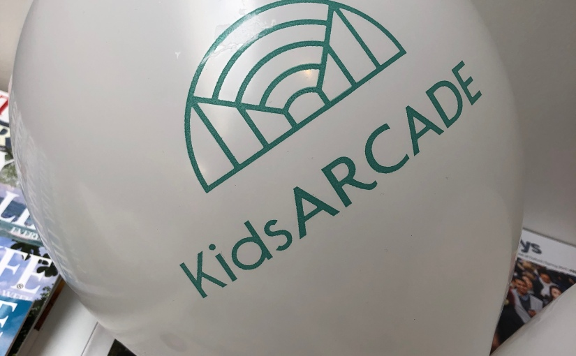 Ad| Kids Arcade – styling yourkids